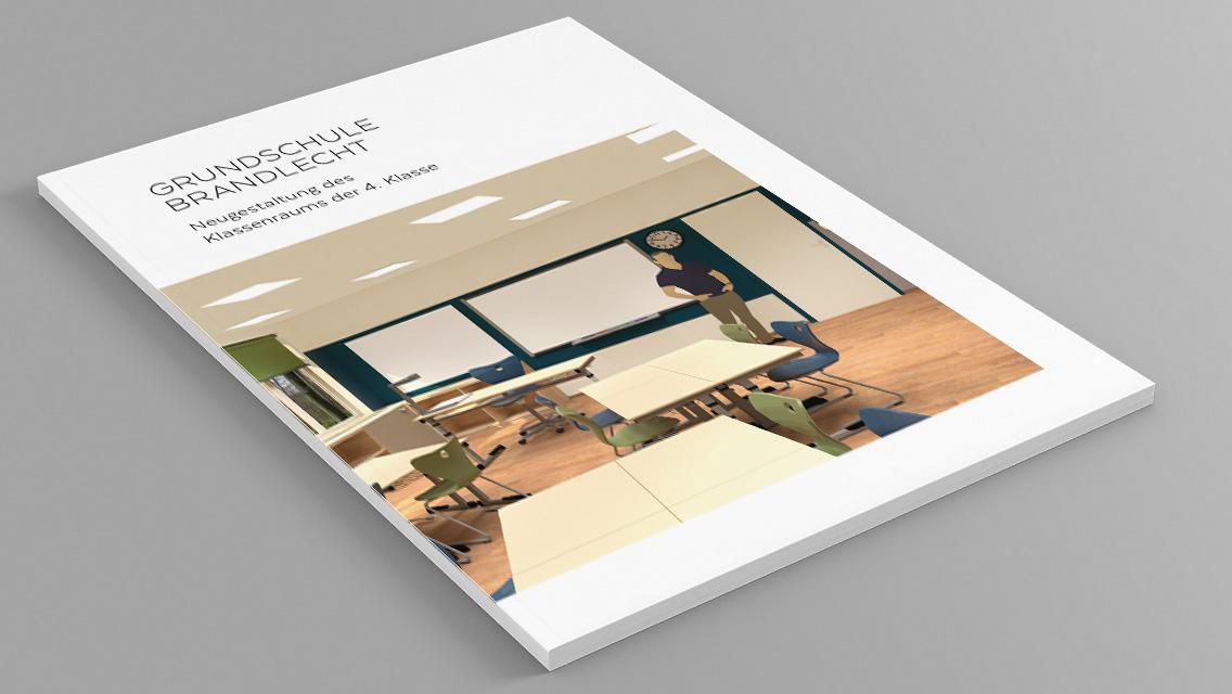 Booklet für Klassenraumgestaltung