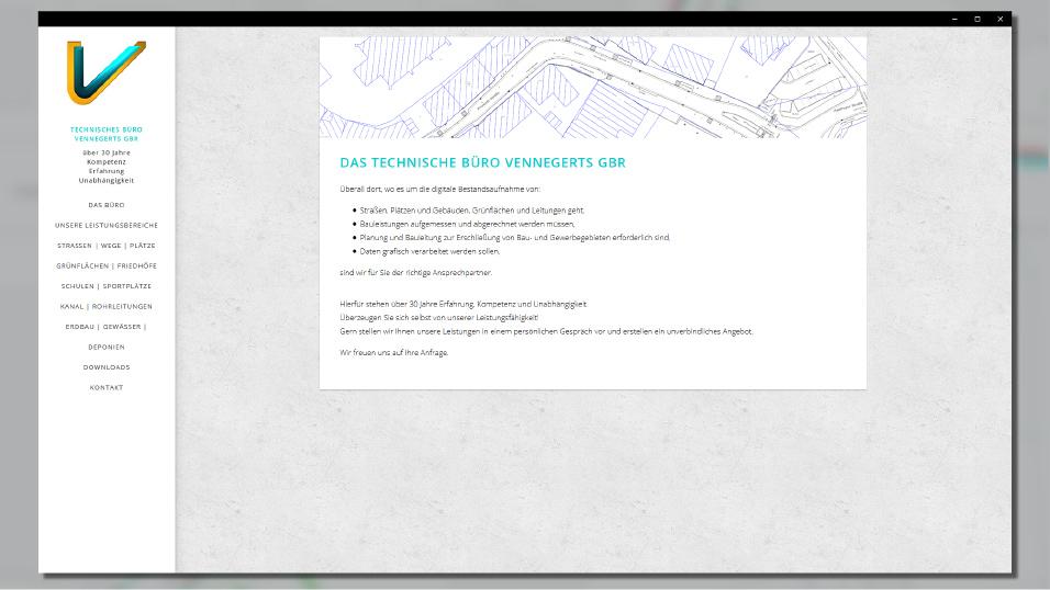 Portfolio des Technischen Büro Vennegerts