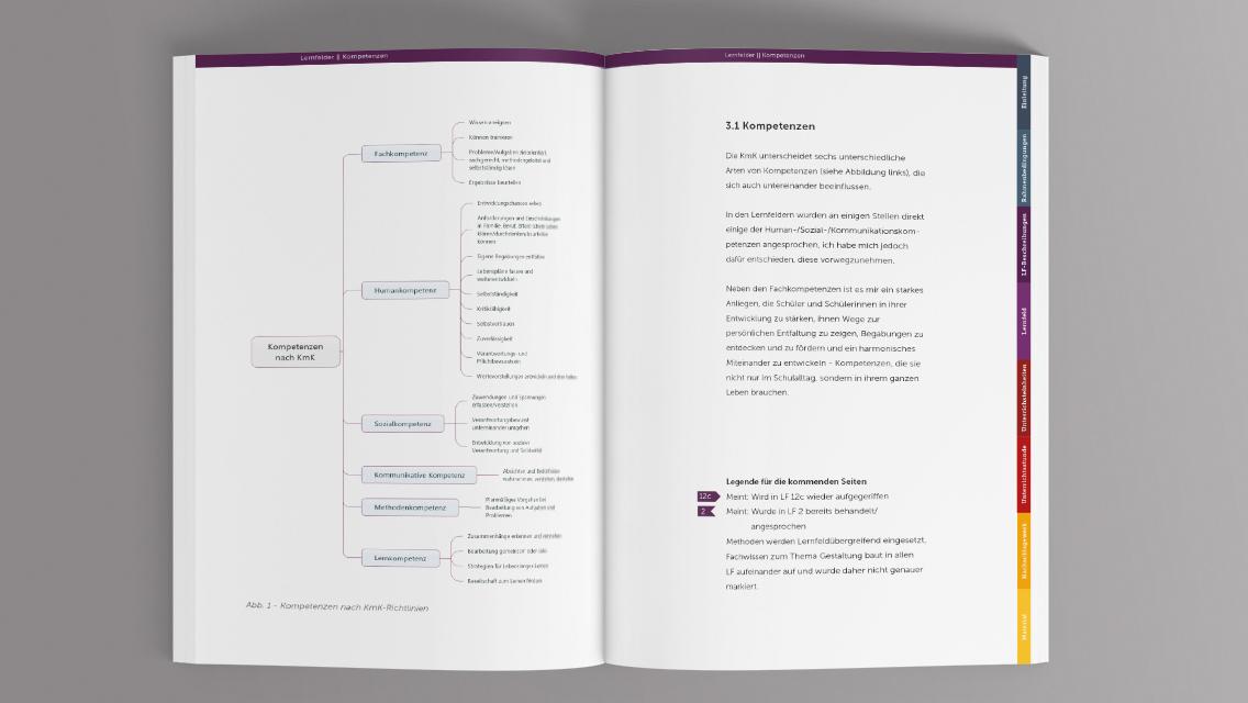 Planungsmappe Unterrichtsgestaltung 3